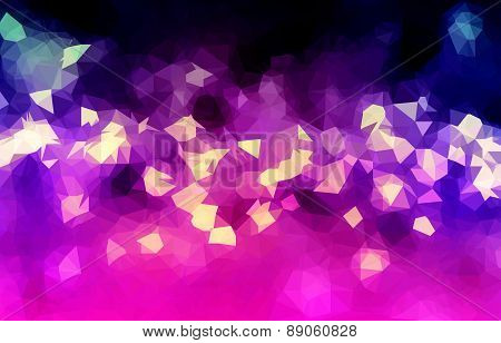 Background abstract triangle geometry pattern canvas backdrop exclusive