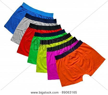 Male Colorful Underwear