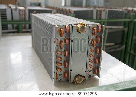 Aluminium Heat Exchanger
