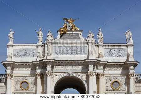 Place Stanislas in Nancy, France
