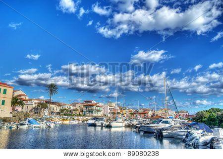 Stintino Harbor