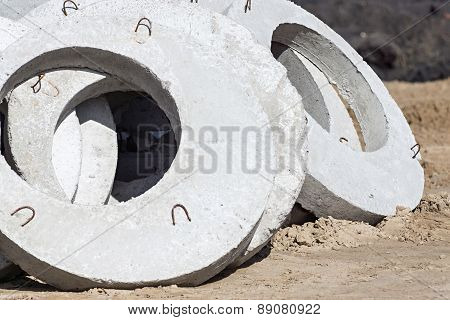 Concrete Rings For Construction