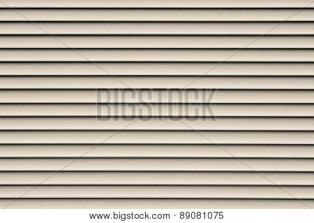 Texture Blinds Of Beige Color