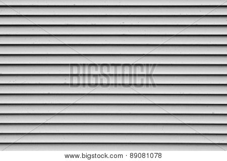 Texture Blinds Of Gray Color