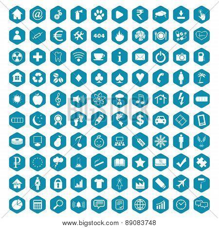 Big rhombus set vector