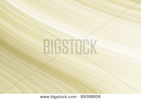 Abstract Curve Background - Light Brown Color