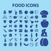 image of meat icon  - food - JPG
