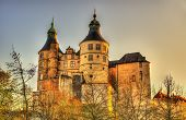 picture of chateau  - The Chateau de Montbeliard  - JPG