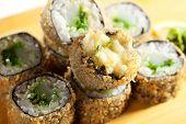 pic of scallops  - Japanese Cuisine  - JPG