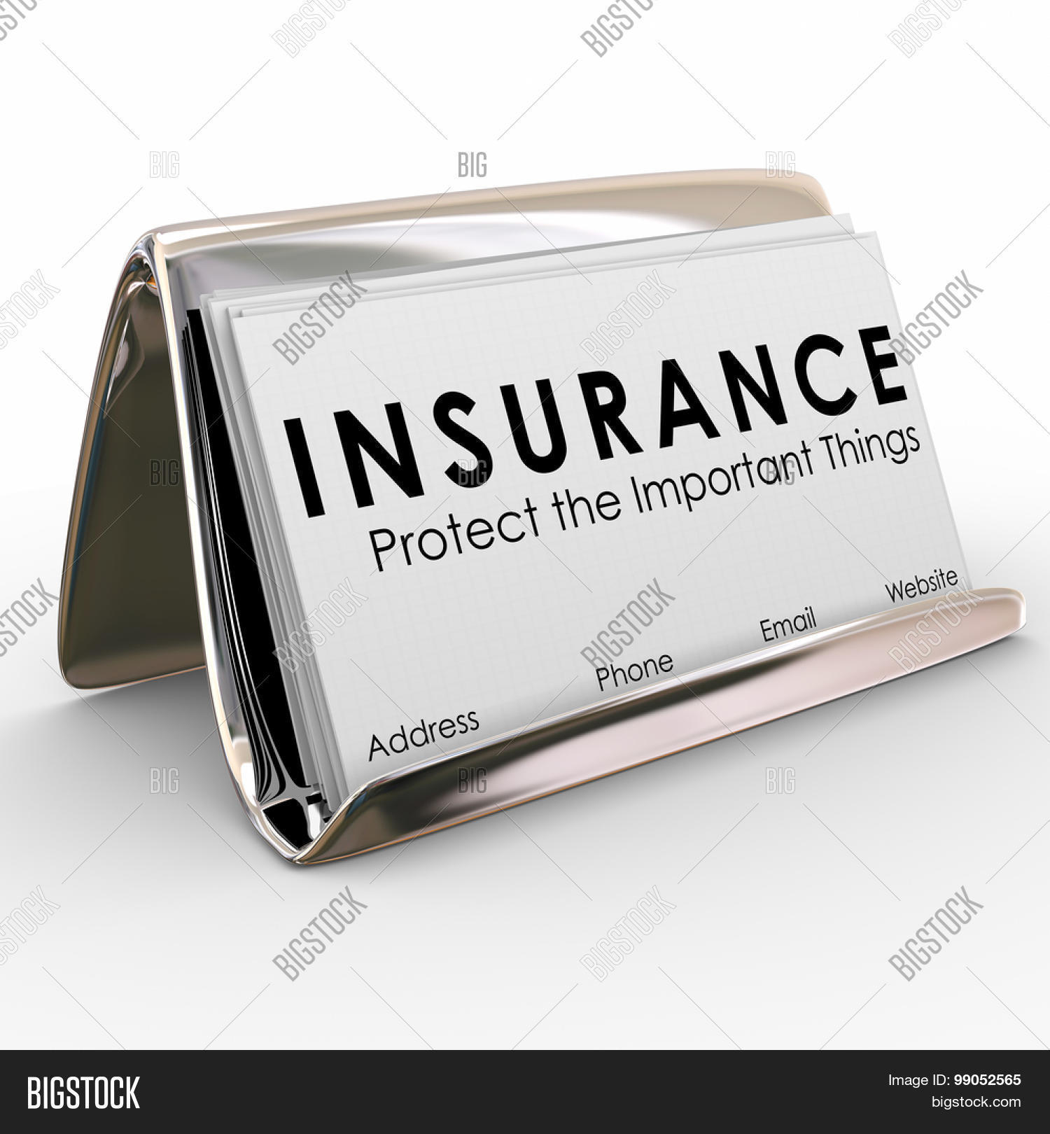 Insurance - Protect Important Image & Photo | Bigstock