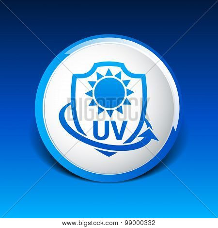 Icon, Label or Sticker Anti UV protection