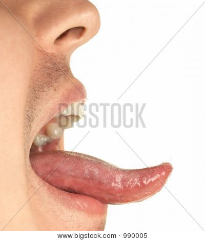 Mouth And Tongue