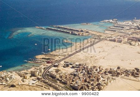 View at Hurghada