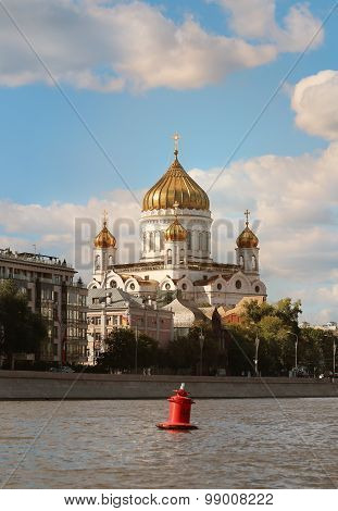 Orthodox Cathedral Of Christ The Savior