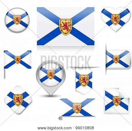 New Scotia Flag Collection