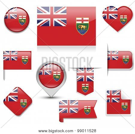 Manitoba Flag Collection