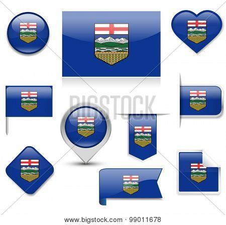 Alberta Flag Collection