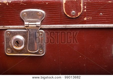 Old-fashioned Briefcase