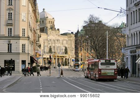 Sweden - Stockholm - Royal Dramatic Theater