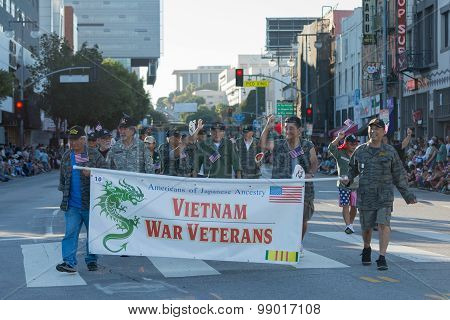 Japomese American World War Ii Veterans