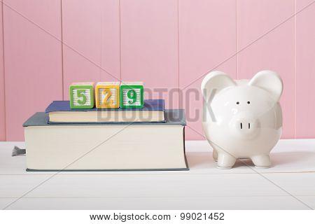 529 College Savings Plan Concept