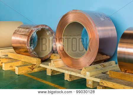 Copper Rolled Products