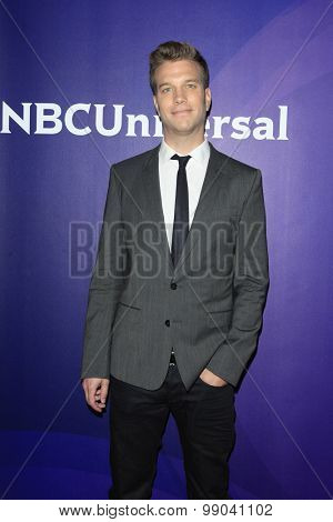LOS ANGELES - AUG 13:  Anthony Jeselnik at the NBCUniversal 2015 TCA Summer Press Tour at the Beverly Hilton Hotel on August 13, 2015 in Beverly Hills, CA