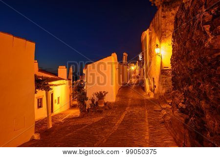 Monsaraz is a small, touristic village in Portugal (Ã??vora district), Europe, on the right margin of the Guadiana River, Portuguese Alentejo region, near its border with Spain.
