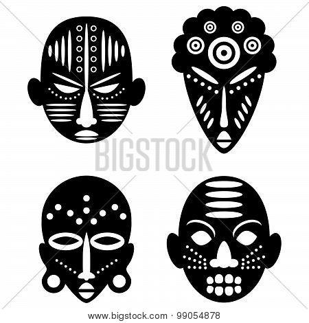 Zulu Tribal Mask Images Stock Photos amp Vectors  Shutterstock