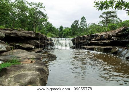 Huay - Yai Waterfall,thailand
