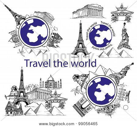 Travel Around World And Sights
