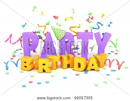 Birthday Party.