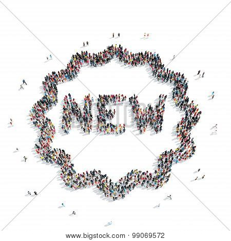 group  people  shape  new