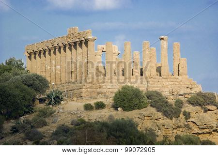 Temple Of Juno Lacinia, Agrigento