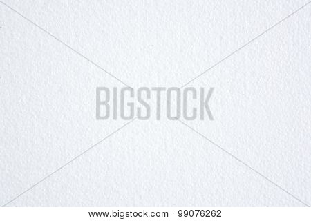 White Polystyrene Foam Texture Background