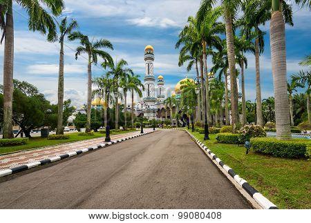 Jame'asr Hassanal Bolkiah Mosque, Brunei