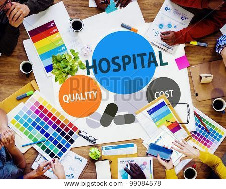 Hospital Quality Cost Healthcare Treatment Concept