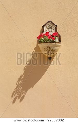 Traditional Exterior Decoration In Mallorca