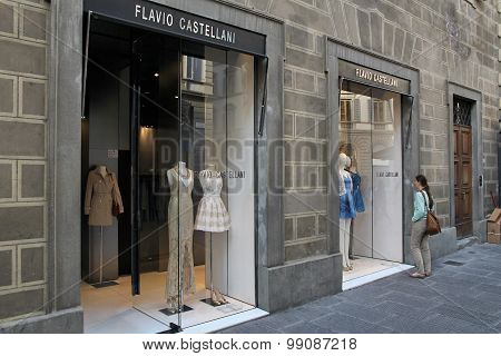 Flavio Castellani Shop