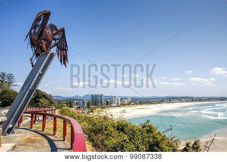 Kirra Point Lookout, Coolangatta, Gold Coast