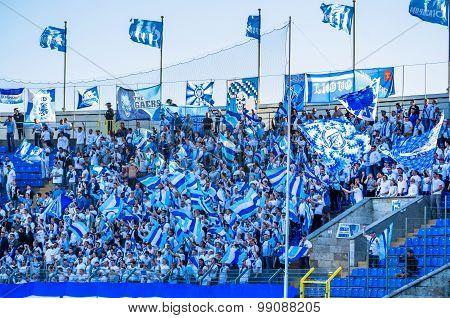 Zenit Saint-petersburg Fans