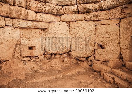 Megalitic temple complex - Hagar Qim
