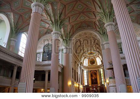 St. Nicholas Church - Leipzig, Germany