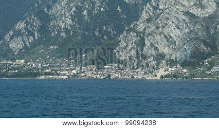 Limone Sul Garda. Lake Garda. Italy.