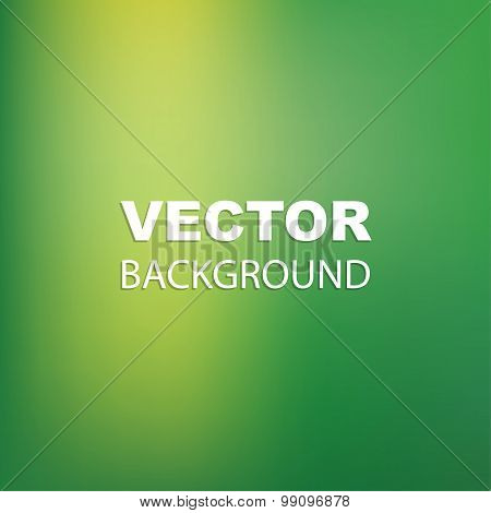 Green shades eco abstract background vector image