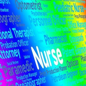 image of matron  - Nurse Job Showing Matron Occupation And Jobs - JPG