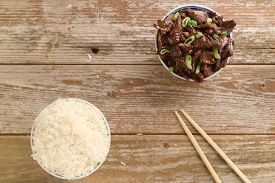 picture of soy sauce  - Concept of Chinese food - JPG