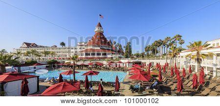 Hotel Del Coronado At San Diego