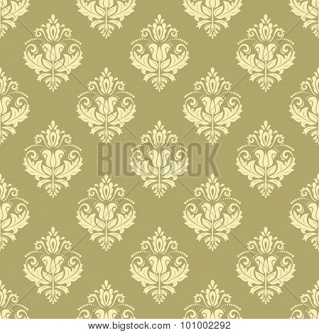 Seamless Orient  Background