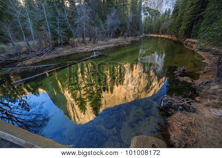 Ei Captain, Yosemite National Park, California, Usa